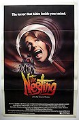 The Nesting 1980 poster Christopher Loomis