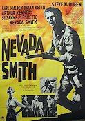 Nevada Smith Poster 70x100cm B FN original