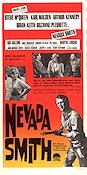 Nevada Smith 1966 poster Steve McQueen