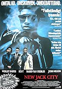 New Jack City Poster 70x100cm RO original
