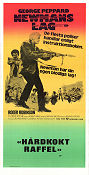 Newmans lag 1974 poster George Peppard Richard T Heffron