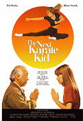 The Next Karate Kid 1994 poster Pat Morita