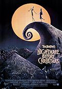 The Nightmare Before Christmas Poster 70x100cm RO original