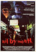 Nil By Mouth 1998 poster Kathy Burke Gary Oldman