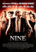 Nine 2009 poster Daniel Day-Lewis