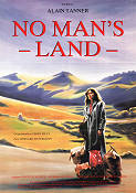 No Man's Land 1985 poster Hugues Ouester Alain Tanner