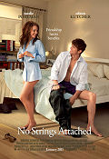 No Strings Attached 2011 poster Natalie Portman Ivan Reitman