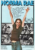 Norma Rae 1979 poster Sally Field