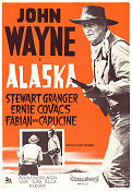 North to Alaska 1963 poster John Wayne