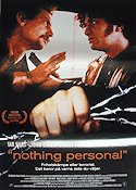 Nothing Personal 1995 poster Ian Hart
