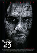 The Number 23 2007 poster Jim Carrey Joel Schumacher