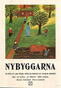 Nybyggarna 1971 poster Max von Sydow Jan Troell