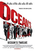 Ocean's Twelve Poster 68x102cm USA RO original