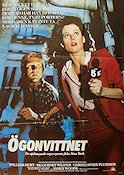 Ögonvittnet 1981 poster William Hurt