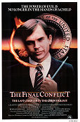 Omen 3 The Final Conflict 1981 poster Sam Neill Graham Baker