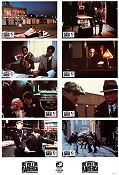 Once Upon a Time in America 1984 lobbykort Robert De Niro Sergio Leone