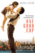One Good Cop 1991 poster Michael Keaton