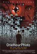 One Hour Photo 2002 poster Robin Williams