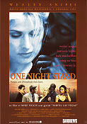 One Night Stand Poster 70x100cm RO original