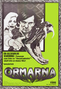 Ormarna 1973 poster Chris Robinson William Grefe