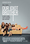 Our Idiot Brother 2011 poster Paul Rudd Jesse Peretz