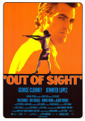 Out of Sight Poster 70x100cm FN folded original