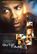 Out of Time 2003 poster Denzel Washington Carl Franklin