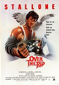 Over the Top 1986 poster Sylvester Stallone