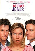 P� spaning med Bridget Jones Poster 70x100cm FN original