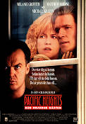 Pacific Heights 1990 poster Melanie Griffith John Schlesinger