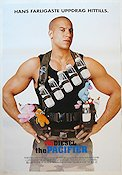 The Pacifier 2005 poster Vin Diesel