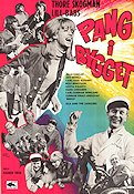 Pang i bygget 1965 poster Ola and the Janglers Ragnar Frisk