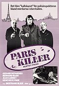 Paris Killer 1979 poster Gerard Depardieu Bertrand Blier