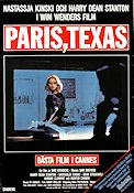 Paris Texas Poster 70x100cm RO original