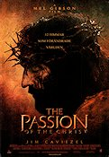 The Passion of the Christ Poster 70x100cm RO tiny pinholes original