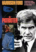 Patrioter 1992 poster Harrison Ford