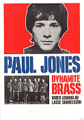 Paul Jones 1968 affisch