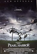 Pearl Harbor Poster 70x100cm B RO small tear original