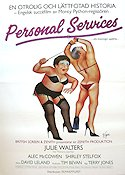 Personal Services 1987 poster Julie Walters Terry Jones