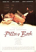 The Pillow Book Poster 70x100cm RO original