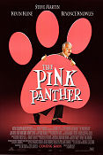 The Pink Panther 2006 poster Steve Martin