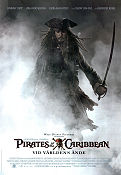 Pirates of the Caribbean: At World's End Poster 70x100cm RO original