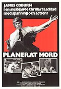 Planerat mord 1972 poster James Coburn Blake Edwards