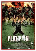 Platoon Poster 70x100cm reproduction RO