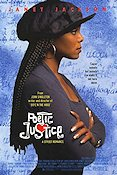 Poetic Justice 1993 poster Janet Jackson