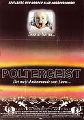 Poltergeist 1982 poster Jobeth Williams Tobe Hooper