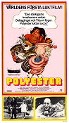 Polyester 1982 poster Divine John Waters