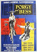 Porgy And Bess Poster 70x100cm FN original