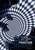 The Prestige 2006 poster Hugh Jackman Christopher Nolan