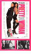 Pretty Woman 1990 poster Richard Gere Garry Marshall